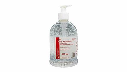 Gel hidroalcohólico alcohol 500 ml
