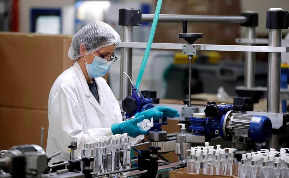 fabricacion de geles hidroalcolicos